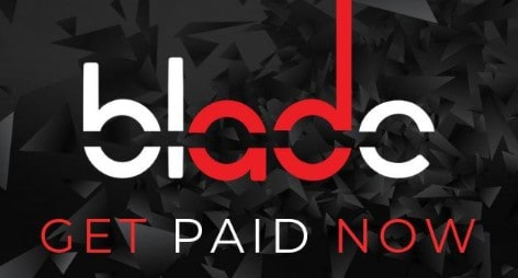 Blade earn online: GET PAID NOW