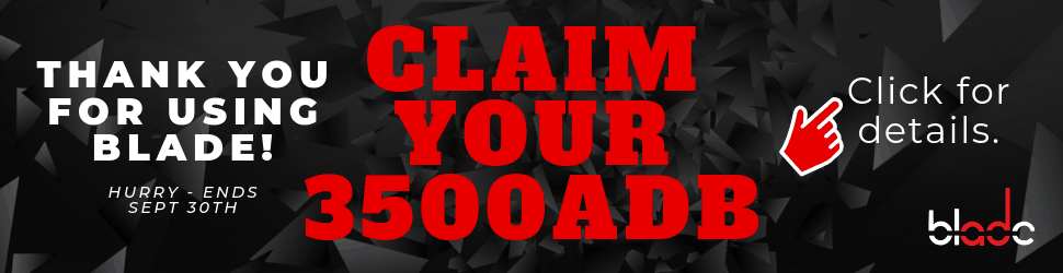 ADB Bonus: claim your 3500 ADB until 30 September
